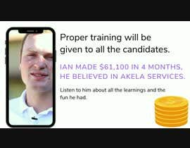 #15 for 1 Min Job Ad Promo Video (SIZZLE VIDEO) by plumlinewriter