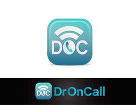 "nº 28 pour Design a Logo for ""Dr OnCall"" application/website par inspirativ"