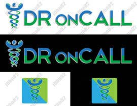 "#19 para Design a Logo for ""Dr OnCall"" application/website por J0HN82"