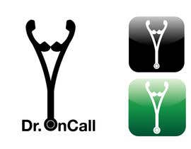 "nº 11 pour Design a Logo for ""Dr OnCall"" application/website par weareprismuk"