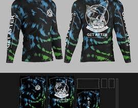 #48 untuk Design me a Fishing Shirt oleh imtt93