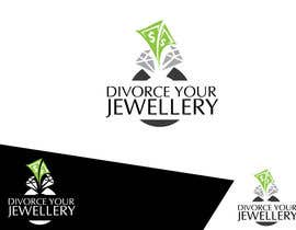 #18 para Logo Design for Divorce my jewellery de sikoru