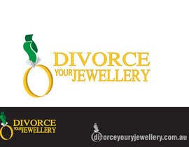 #142 para Logo Design for Divorce my jewellery por pupster321
