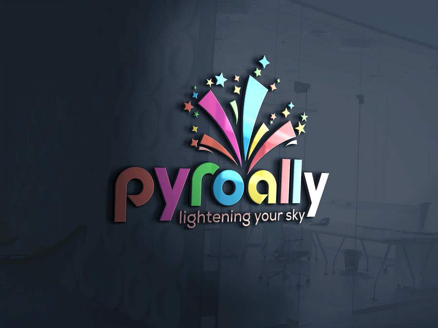 Kilpailutyö #                                        160                                      kilpailussa                                         create a fireworks product logo