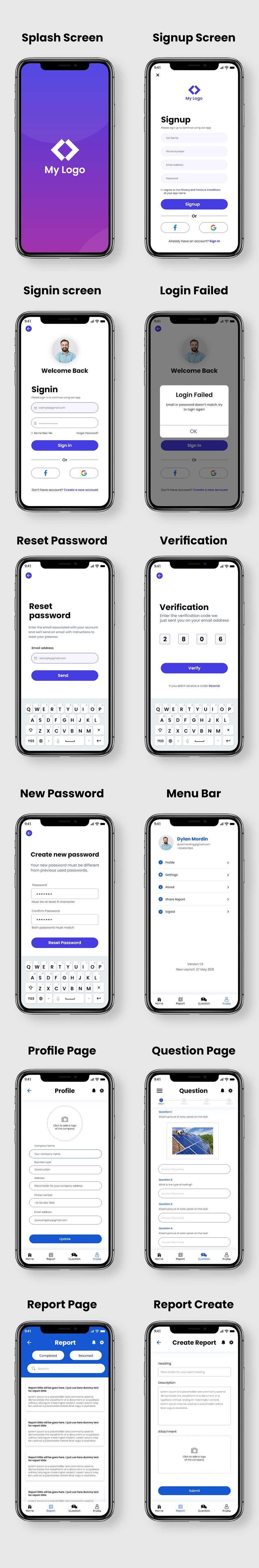 Penyertaan Peraduan #                                        37                                      untuk                                         Design me a Mobile App