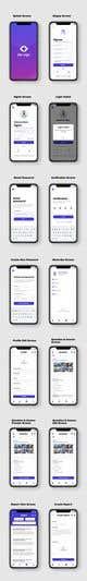 Imej kecil Penyertaan Peraduan #                                                44                                              untuk                                                 Design me a Mobile App