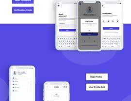 #50 untuk Design me a Mobile App oleh mdrahad114