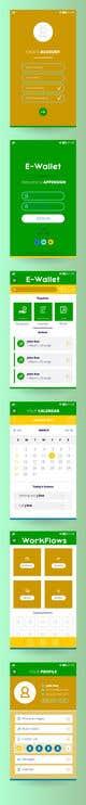 Imej kecil Penyertaan Peraduan #                                                28                                              untuk                                                 Design me a Mobile App