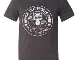 #94 para McVay Elementary Reppin that Pioneer Pride Tee Shirt logo por feramahateasril