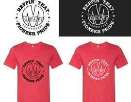 #136 para McVay Elementary Reppin that Pioneer Pride Tee Shirt logo por sahidurrahmanala