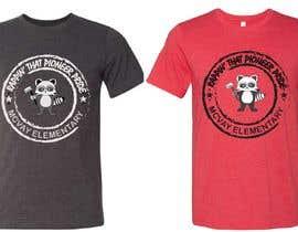 #153 para McVay Elementary Reppin that Pioneer Pride Tee Shirt logo por MhSami77