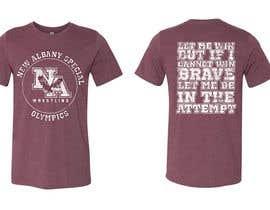 bairagythomas tarafından New albany Special Olympics Tee Shirt Design için no 77