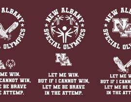 rockztah89 tarafından New albany Special Olympics Tee Shirt Design için no 58