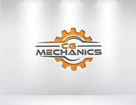 #238 for Design a Logo for CG Mechanics af mdabdullahalma29