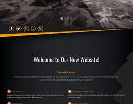 #5 untuk Contest – Crypto Information Website Section: $100 oleh mstalza323