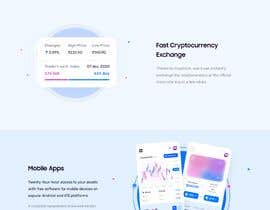 #9 untuk Contest – Crypto Information Website Section: $100 oleh anjema