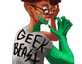 bymacklewis tarafından T-shirt Design for Geek/Tech content creator için no 2