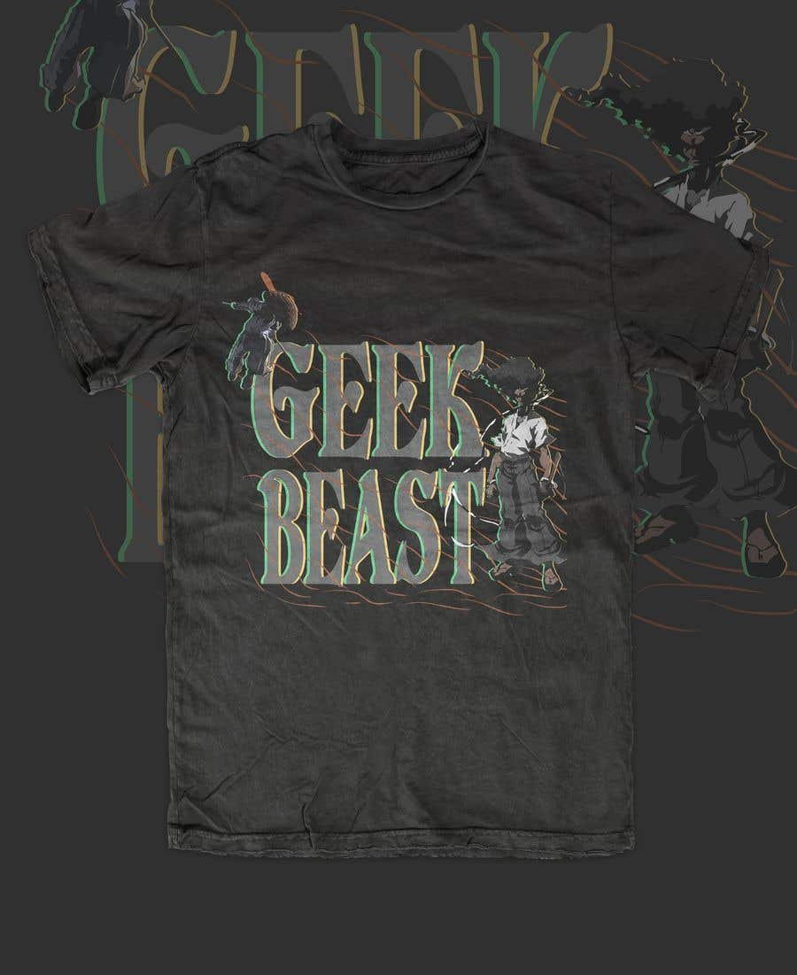 Contest Entry #                                        35                                      for                                         T-shirt Design for Geek/Tech content creator