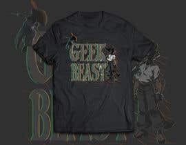 Abukawshik tarafından T-shirt Design for Geek/Tech content creator için no 37