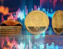 Nro 70 kilpailuun Make a coin käyttäjältä TNGraphics
