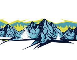 #12 for VW Bulli Camper VAN Sticker Design af Maranovi