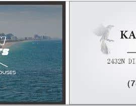 #60 for Create business presentation cards af ChanJ1211