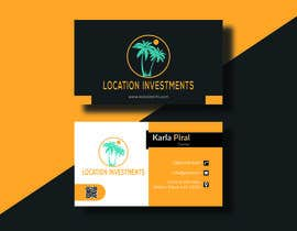 #124 for Create business presentation cards af Creativeacademy9