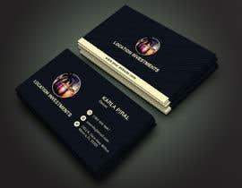 #121 for Create business presentation cards af amosiddik
