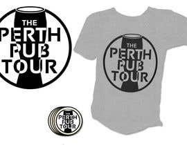 #15 for Design a Logo for The Perth Pub Tour af carriejeziorny