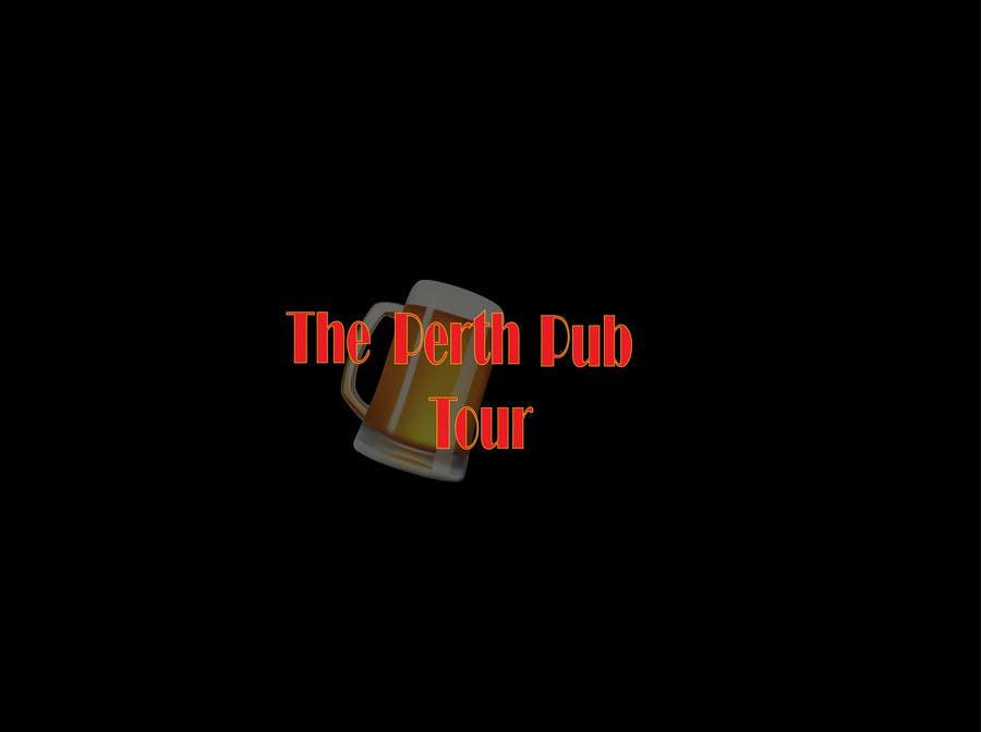 Penyertaan Peraduan #28 untuk Design a Logo for The Perth Pub Tour