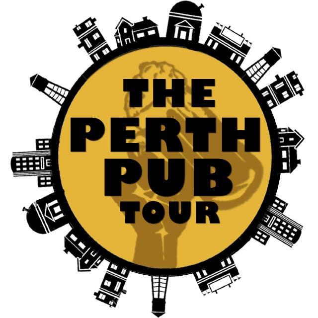 Penyertaan Peraduan #22 untuk Design a Logo for The Perth Pub Tour