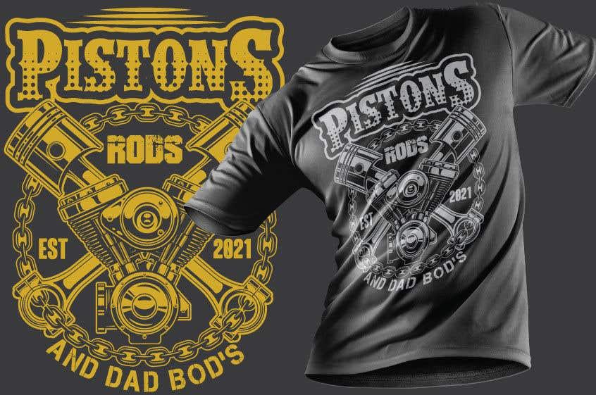 Penyertaan Peraduan #                                        49                                      untuk                                         T Shirt print designs - multiple required