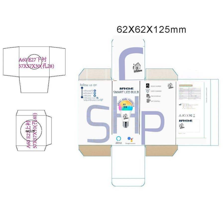 Penyertaan Peraduan #                                        18                                      untuk                                         Design a product package/box