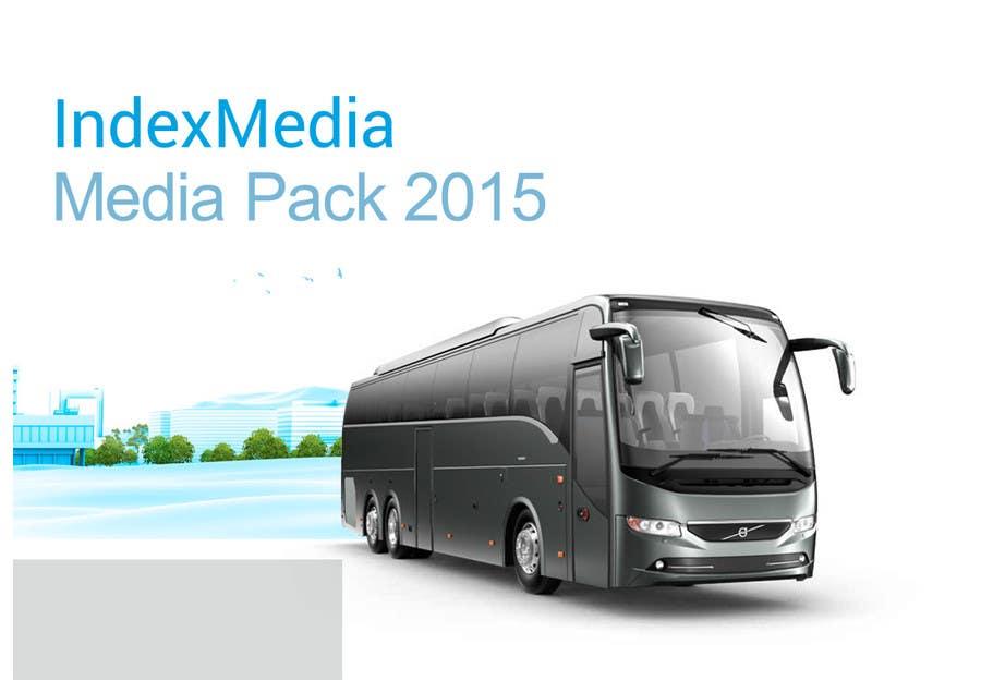 Konkurrenceindlæg #                                        16                                      for                                         Design a Brochure for Index Media UAE
