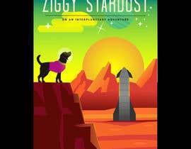 #3 para High-Resolution Retro Mars Posters Featuring Ziggy the Puggle por erwantonggalek