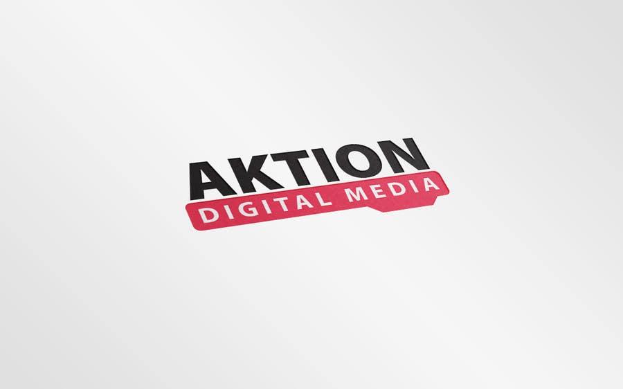 Contest Entry #                                        781                                      for                                         Design a Logo for Aktion Digital Media