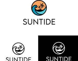 #174 untuk Logo design - Suntide (beach product) oleh Plexdesign0612
