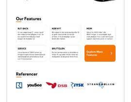 #59 untuk Sharpen simple website oleh Azim347