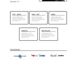 #60 untuk Sharpen simple website oleh rizbaig