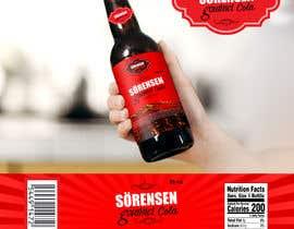 #10 для Cola Label Design ideas от decentcreation