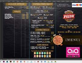 KenanTrivedi tarafından Menu for Pizza Restaurant için no 8