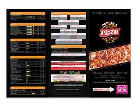 jahidmal01 tarafından Menu for Pizza Restaurant için no 41