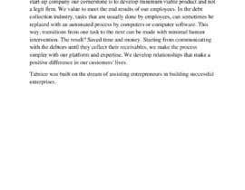 #17 untuk Content Writing - About Us oleh Nishrids