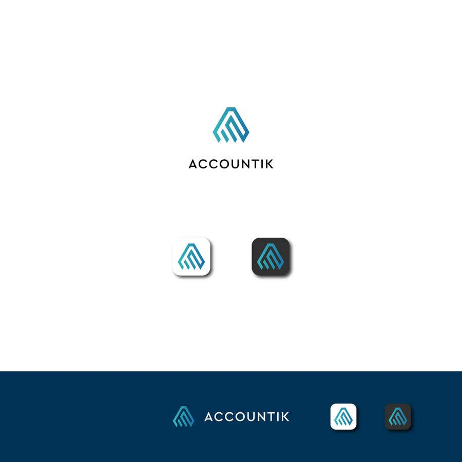 Konkurrenceindlæg #                                        49                                      for                                         Logo Design & App Icons for Accounting / Invoicing Platform