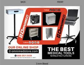 Nro 118 kilpailuun Design a Brochure Cover (Front and Back) käyttäjältä mylogodesign1990