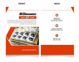 Nro 103 kilpailuun Design a Brochure Cover (Front and Back) käyttäjältä shahidhossain44
