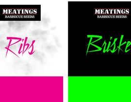 #14 for Design craft beer label for barbecue restaurant af meergs50