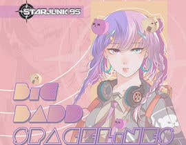 #13 untuk Need Graphic Designer Or Illustrator For Anime Style Album Cover oleh pixtazia
