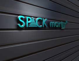 "#120 untuk Need a logo for brand new ecommerce website titled "" SPACK Mart"" oleh aishuvo1111"