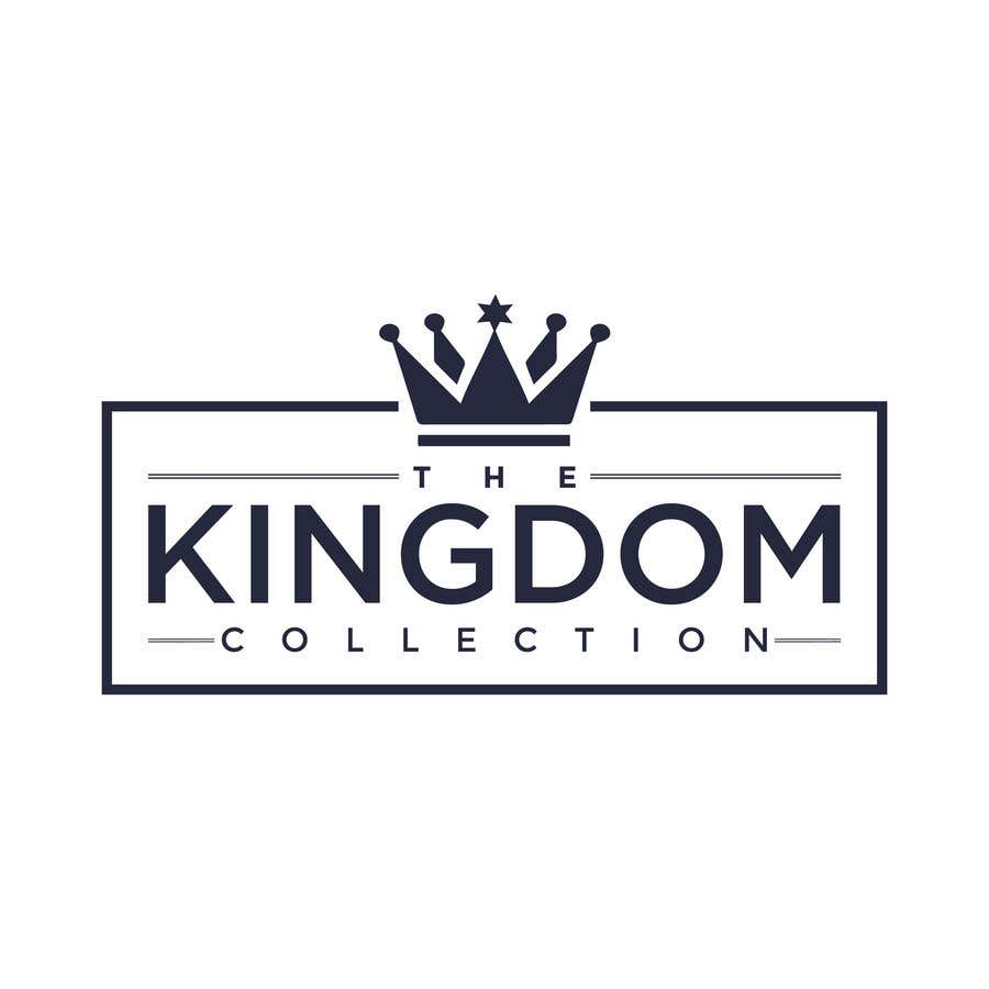 Konkurrenceindlæg #                                        90                                      for                                         Need simple logo with crown for Christian Clothing Brand